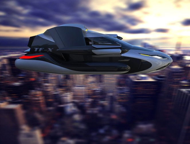 TF-X Flying Cars3